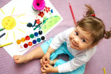 Методика раннего развития для детей