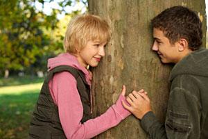 Странности подростковой любви