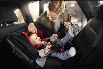 Путешествия с маленьким ребенком